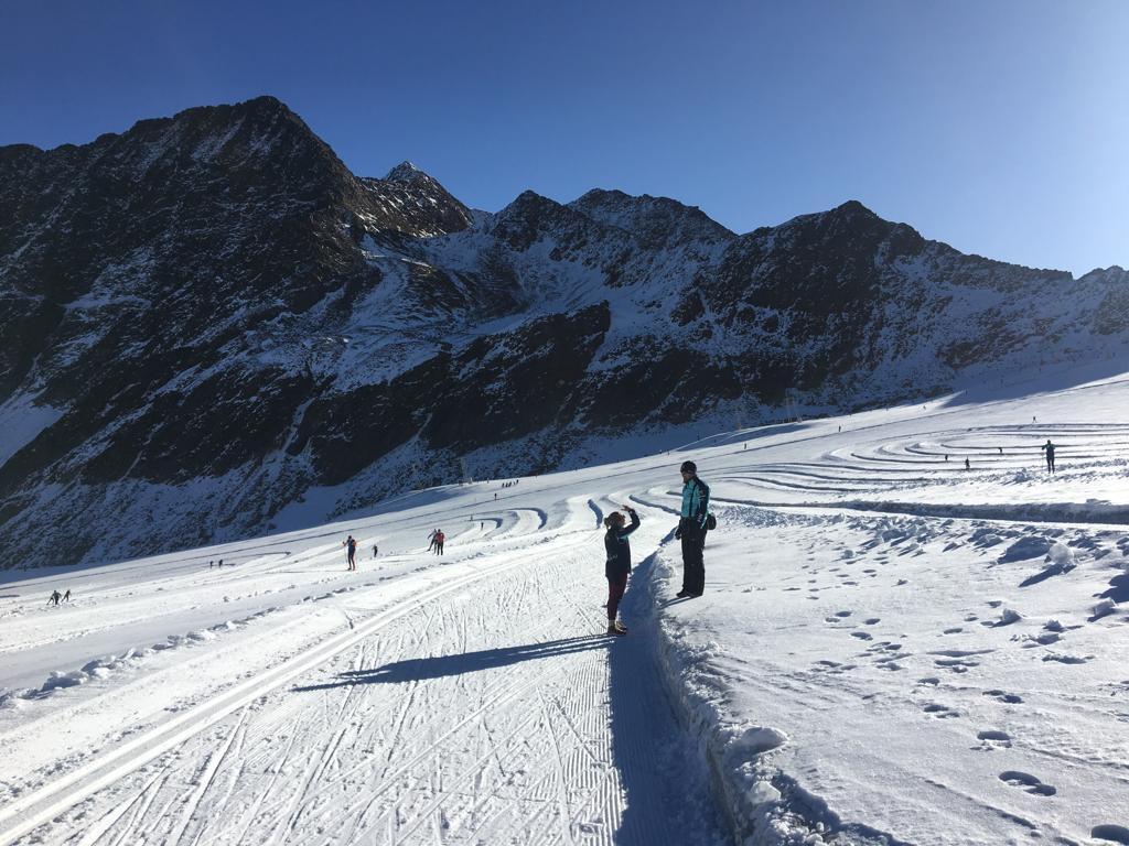 Harjoituskauden kuulumiset naisten hiihtomaajoukkueesta