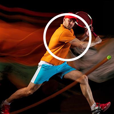 Urheilijan niska-olkapää-hartia – UNOH