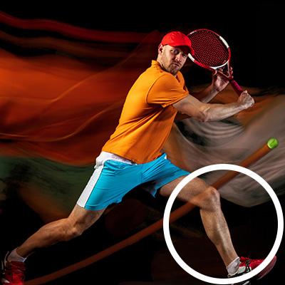 Urheilijan polvi-nilkka-jalkaterä – UPNJ